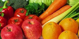 Na ovoce a zeleninu