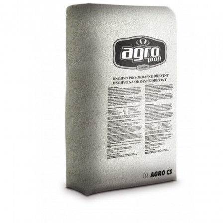 AGRO Hn. pro okrasné dřeviny  25 kg
