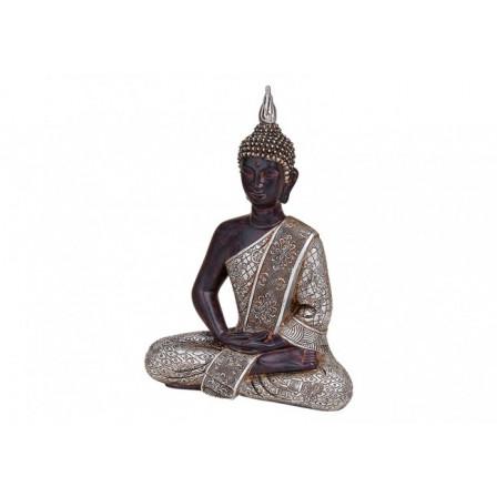 Budha sedící polyresin 29cm