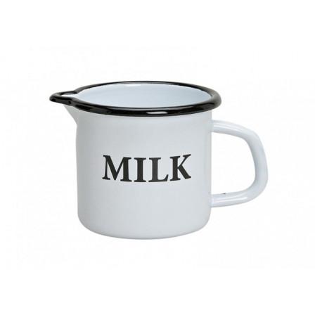 Hrnek Milk plechový