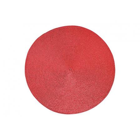 Prostírání červené pr.38cm