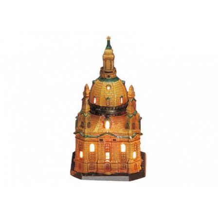 Kostel keramika 13x11x20cm