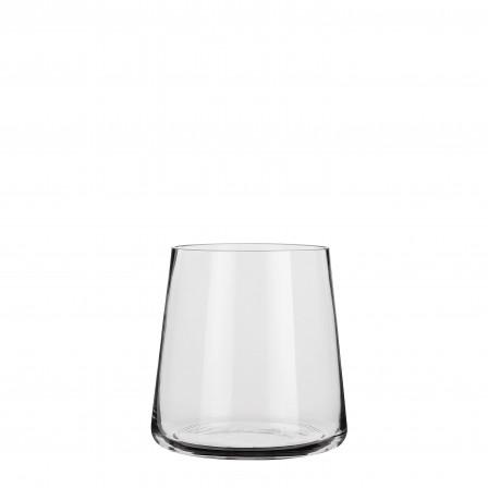 Skleněná váza Fiore 20x19cm