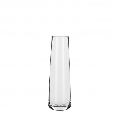 Skleněná váza Fiore 30x9,5cm