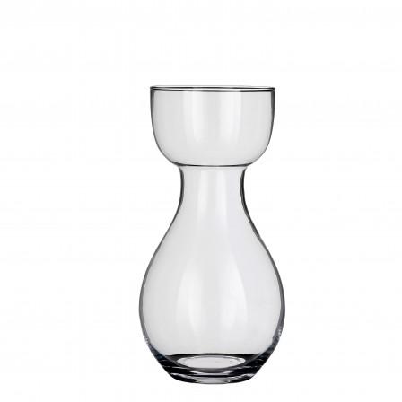 Skleněná váza Foxtrot 37x18,5cm