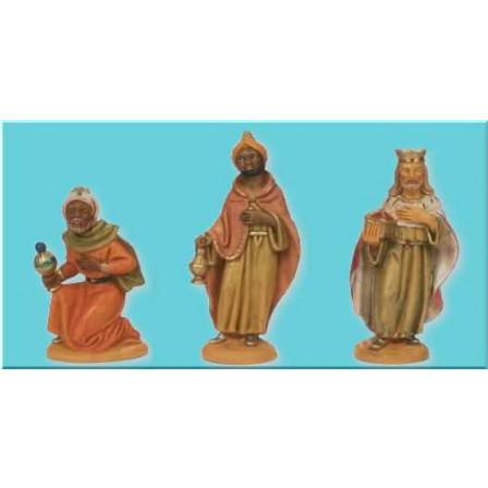 Sada 3 figurek Tří Králů 12cm