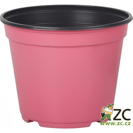 Kontejner Arca 14 cm růžový