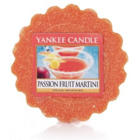 YANKEE CANDLE vosk - PASSION FRUIT MARTINI 22g
