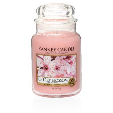 YANKEE CANDLE Classic velký - Cherry Blossom 625g