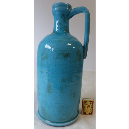 Džbán modrý 35cm keramický