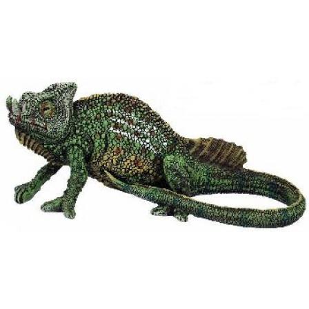 Chameleon velký- socha