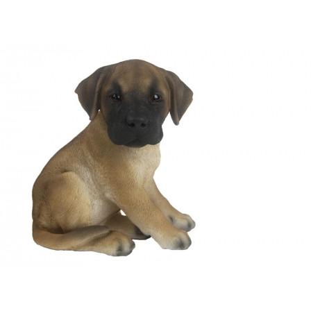 Německá doga štěně H17x15x14cm