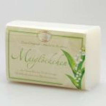 Mýdlo s ovčím mlékem 100g - vůně Konvalinka