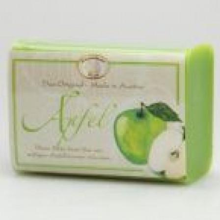 Mýdlo s ovčím mlékem 100g - vůně Zelené jablko