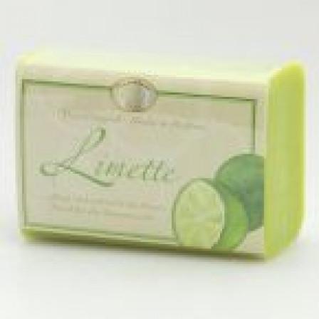 Mýdlo s ovčím mlékem 100g - vůně Limetka