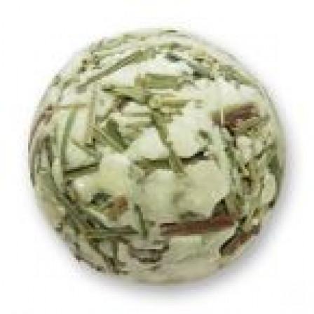 Mýdlová koule s ovčím mlékem - 50g Citronová tráva