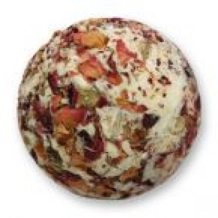 Mýdlová koule s ovčím mlékem - 50g růže