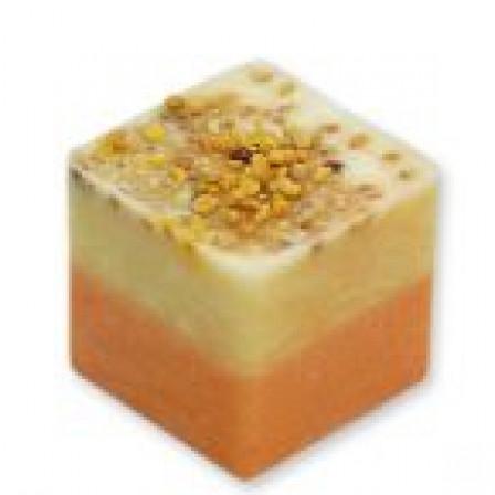 Dortík do koupele- Dortík 50g med a pomeranč