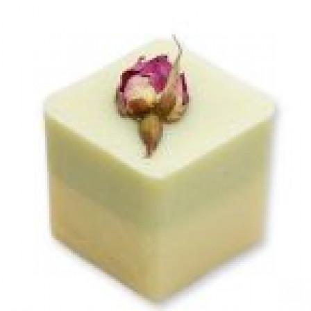 Dortík do koupele- Dortík 50g vůně růže