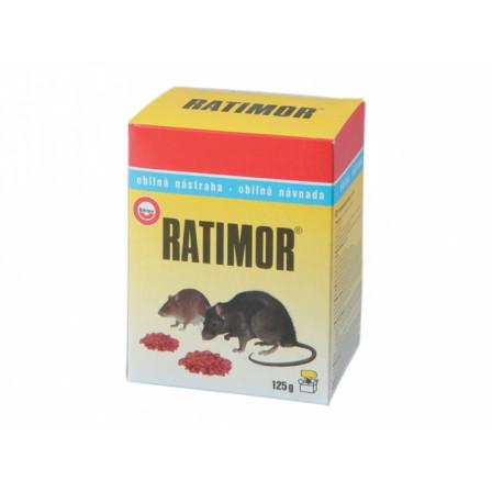 Ratimor 125g - zrno