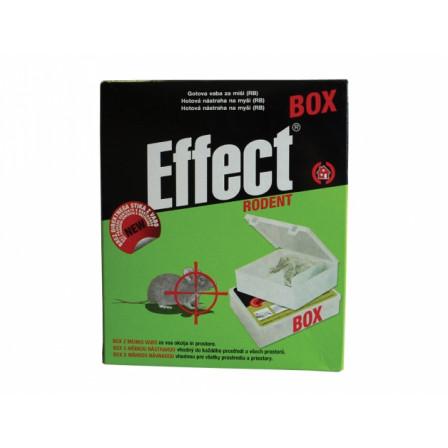 Effect rodent BOX - měkká návnada