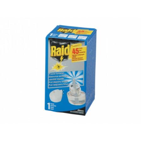RAID EO náhradní náplň tekutá 45 nocí - 26ml