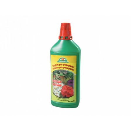ASB hnojivo pro pelargonie a balkónové rostlino 1l