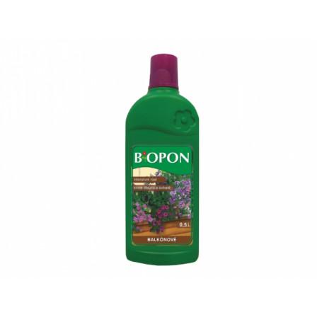 BIOPON Balkónové rostliny 500ml