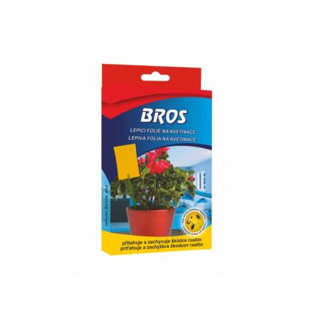 BROS-lepivé desky do květináčů 10ks