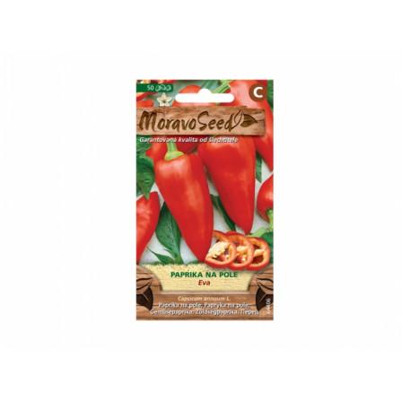 Paprika zeleninová raná EVA polní