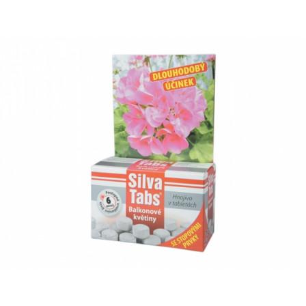SILVA TABS Balkónové květiny 250g GL