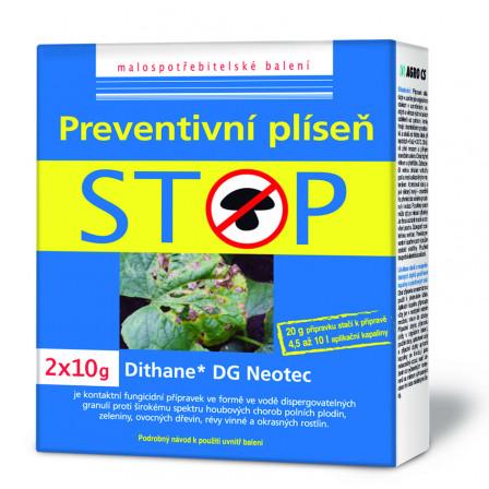 PRAKTIK Preventivní plíseň STOP - 2x10 g