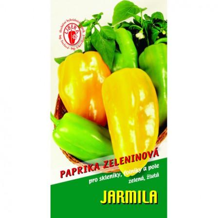 paprika JARMILA 15 s.