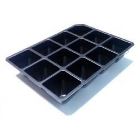 Deska sadbovací do minipařeniště 12 buněk