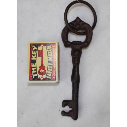 Klíč litina 15x4x1cm