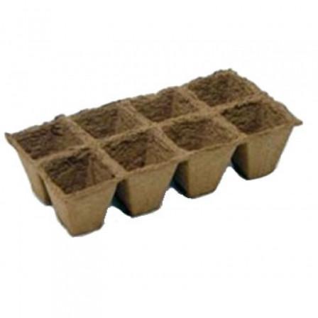 Kořenáč rašelinový 8*8 (6ks)