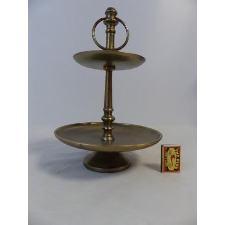 Etažér antik 35cm OO