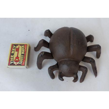 Pavouk litinový 6x11x14cm