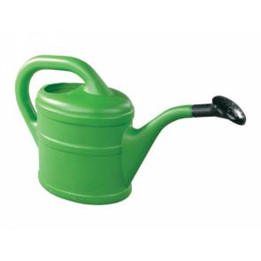 Konvička plastová s růžicí 2 l zelená