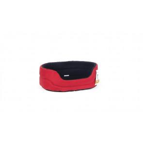 Pelech DUO č.2 (47x40x14cm) - červený