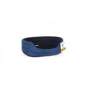 Pelech DUO č.3 tmavě modrá 53x45x16cm