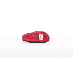 Poduška DUO č.2 (41x34cm) - červená
