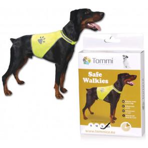 Reflexní vesta pro psy, S