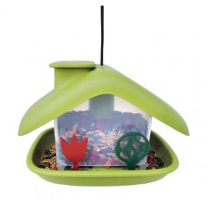Krmítko Domek - zelené