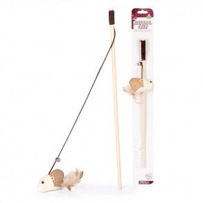 Natural Only - Udice s myškou, 40cm