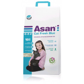 Asan Cat Fresh Blue, 10l