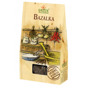 Bazalka 20g - dobré koření