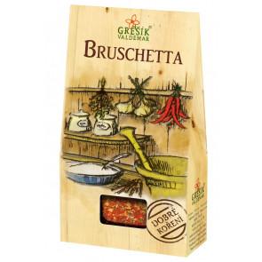 Bruschetta 30g - dobré koření