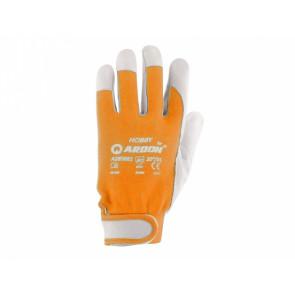 Pracovní rukavice HOBBY vel.9