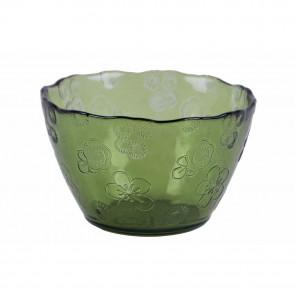 Miska 14cm FLORA, zelená EGO